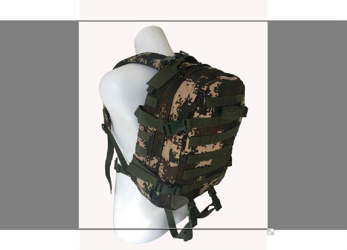 06A作训包15式作训包迷彩双肩包